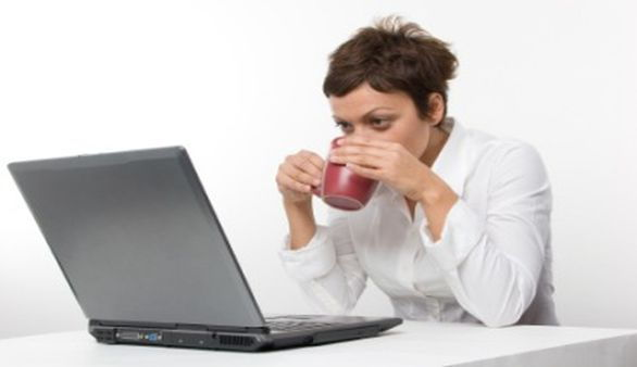Workaholic Kaffee Typ