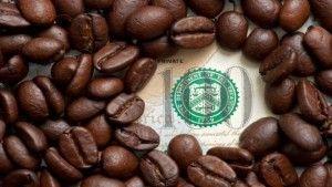 Fairtrade Siegel beim Kaffee