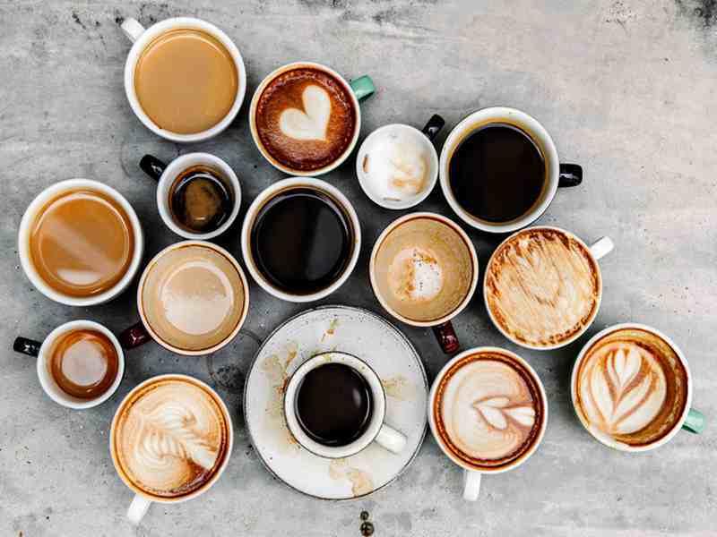 Kalorien im Kaffee