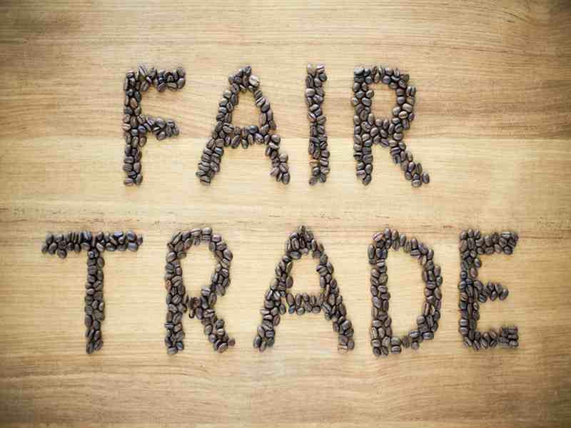 Fair-Trade Kaffee