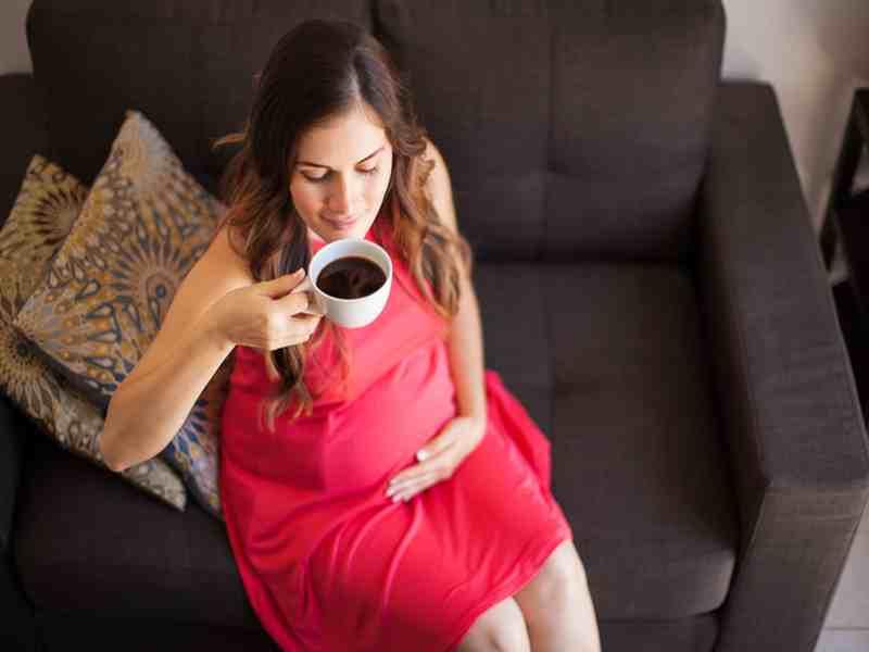Kaffee während der Stillzeit